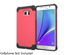 rooCASE Exec Tough Coral Pink Case for Samsung Galaxy Note 5 RC-NOTE5-ET-PI