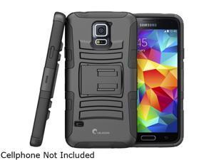 i-Blason Black Samsung Galaxy S5 Smartphone Case GalaxyS5-Prime-Black