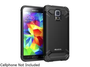 i-Blason Armadillo Black Samsung Galaxy S5 Smartphone Case GalaxyS5-Armadillo-Black
