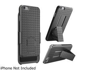 i-Blason Transformer Black Slim Hard Shell Holster Combo for Apple iPhone 6 Plus / 6s Plus iPhone6-5.5-Transformer-Black