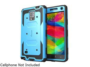 i-Blason Armorbox Blue Dual Layer Full Body Protection Case with Screen Protector for Galaxy Note 4 Galaxy-Note4-Armorbox-Blue