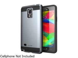 i-Blason Unity Gunmetal Hybrid TPU plus PC Case for Galaxy Note 4 Galaxy-Note4-Unity-GunMetal