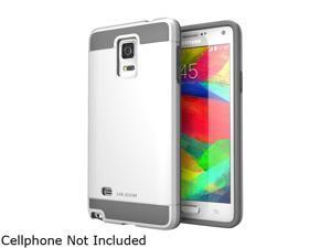 i-Blason Unity White Hybrid TPU plus PC Case for Galaxy Note 4 Galaxy-Note4-Unity-White