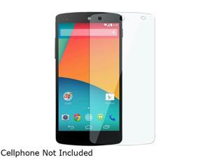 Insten Transparent 3 packs Screen Protectors Compatible with LG Nexus 5 D820 1624611