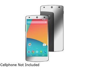 Insten Transparent 3 packs Mirror Screen Protectors Compatible with LG Nexus 5 D820 1624618