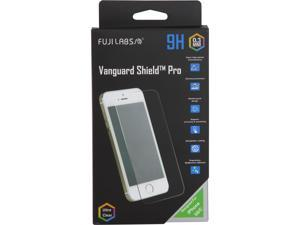 Fuji Labs Vanguard Shield PRO - Advanced Glass Screen Protector (9H hardness) designed for iPhone SE/5/5s/5c