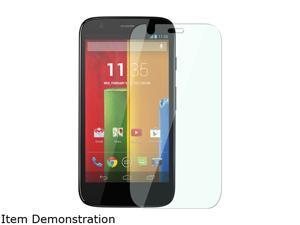 Insten Transparent 5-Pack Screen Protector Compatible with Motorola Moto G 1663792