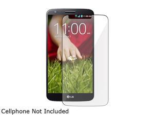 Insten Transparent 2-Pack Screen Shield Cover Compatible with LG G2 1542108