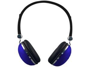 Sentry Blue 3.5mm Retro High Performance Stereo Headphones HO277
