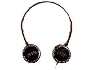 Sentry Black 3.5mm Headart Extreme Folding Earphones HO301