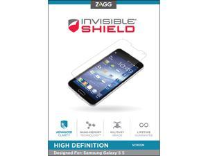 invisibleSHIELD Samsung Galaxy S5-High Definition -Screen GS5HWS-F00