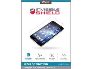 invisibleSHIELD Samsung Galaxy S5-High Defintion -Case Friendly GS5HWC-F00