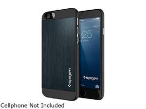 "Spigen Aluminum Fit Metal Slate Case for iPhone 6 (4.7"") SGP10946"