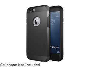 "Spigen  Tough Armor  Smooth Black  Case for iPhone 6 (4.7"")SGP10968"