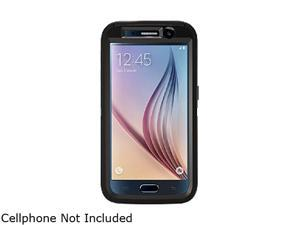 OtterBox Defender Black Case for Galaxy S6 77-51154