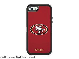 OtterBox 77-50044 Defender NFL Series for iPhone 5/5s/SE - 49ers