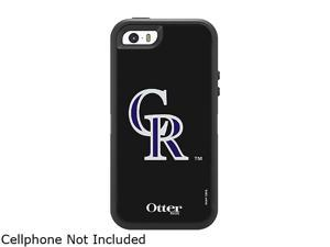 OtterBox 77-50008 Defender MLB Series for iPhone 5/5s/SE - Rockies