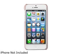 KTA Enterprises Pink iPhone 5 3D bling Rhinestone and Pearls cover KTA 125