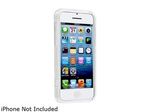 Insten Clear Snap-on Slim Case For Apple iPhone 5C 1301178