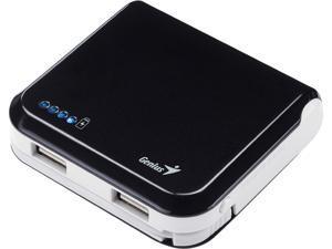 Genius Black 5200 mAh High quality Universal Power Banks with Grade A Samsung cell ECO-u500(39800001101)