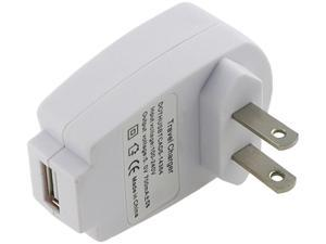 Insten USB Travel Charger Adapter Compatible with Blackberry Z10, White