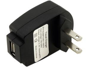 Insten USB Travel Charger Adapter Compatible with HTC One M7, Black