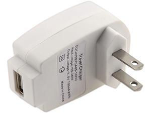 Insten USB Travel Charger Adapter Compatible with HTC One M7, White