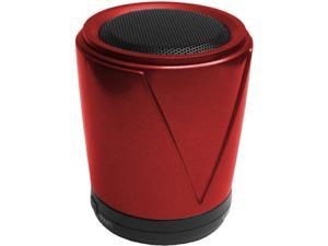 AT&T PWS01-RED Red Hot Joe Portable Bluetooth Speaker