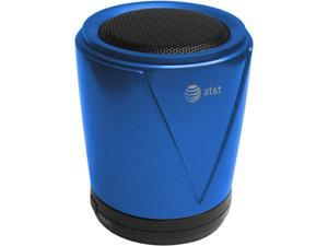 AT&T PWS01-Blue Blue Hot Joe Portable Bluetooth Speaker