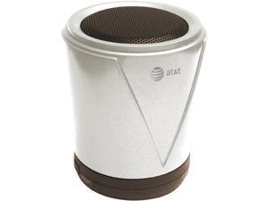 AT&T PWS01-White White Hot Joe Portable Bluetooth Speaker