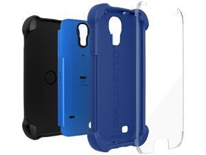 Ballistic Case SG MAXX Blue Holster For Samsung Galaxy S4 SX1159-A185