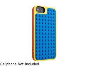 BELKIN Yellow/Red Lego Builder Case with Functional Lego Base for iPhone 5 F8W283vfC00