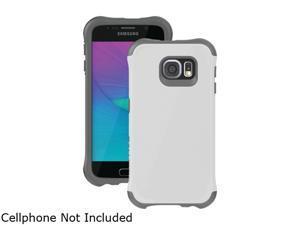 Ballistic Case Urbanite White/Charcoal Gray Case for Galaxy S6 UR1601-A13N