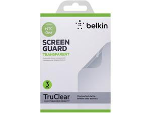 BELKIN  Transparent  Screen Overlay 3 Pack for HTC OneF8M578VF3