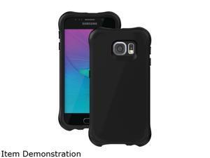 Ballistic Case Urbanite Black Soft Touch/Black Case for Samsung Galaxy S6 Edge UR1611-A91N