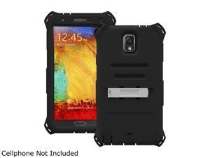 Trident Black Kraken A.M.S. Case for Samsung Galaxy Note 3 AMS-SAM-GNOTE3-BK