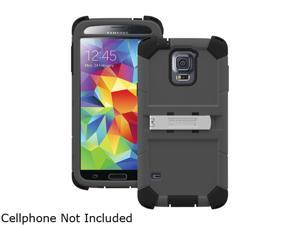 Trident KN-SSGXS5-GY000 Samsung Galaxy S 5 Kraken A.M.S. Series Case With Belt Clip Holster