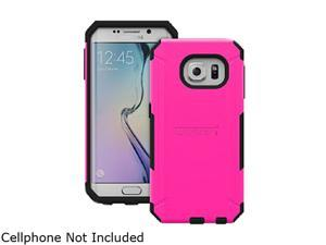 Trident Aegis Pink Solid Case for Samsung Galaxy S6 Edge AG-SSGS6E-PK000
