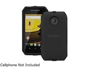 Trident Aegis Black Case for Motorola Moto E AG-MRME15-BK000
