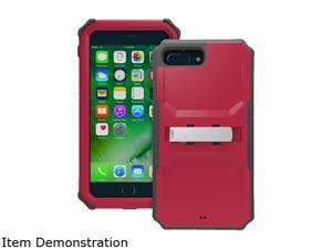 Trident KN-APIP7P-RD000 iPhone 7 Plus Kraken A.M.S. Series Case With Holster (Red)
