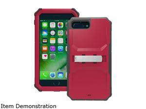 Trident KN-APIPH7-RD000 iPhone 7 Kraken A.M.S. Series Case With Holster (Red)