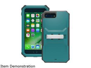 Trident KN-APIPH7-TL000 iPhone 7 Kraken A.M.S. Series Case With Holster (Teal)