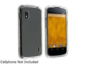 Insten Clear Clip-on Crystal Case For LG Nexus 4 E960 973810