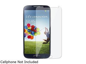 Insten 5-Pack Reusable Screen Protectors Compatible with Samsung Galaxy S4 / SIV i9500