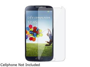 Insten 6-Pack Reusable Screen Protectors Compatible with Samsung Galaxy S4 / SIV i9500