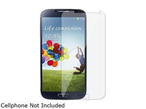 Insten Reusable Clear Screen Protector Shield Compatible with Samsung Galaxy S4 / SIV i9500