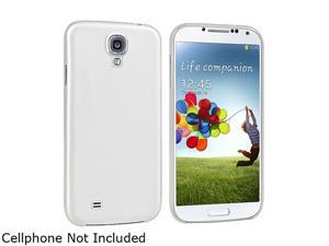 Insten Ultra Slim Case Cover Compatible with Samsung Galaxy S4 / SIV i9500, Clear White