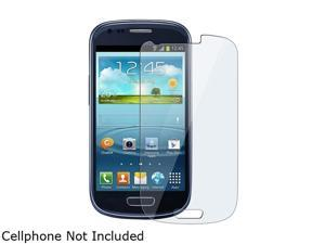Insten 2-Pack Reusable Screen Protector Shield Compatible with Samsung Galaxy S3 mini I8190