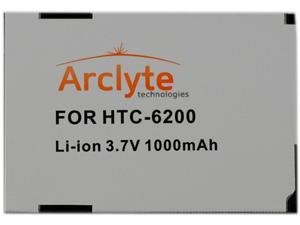 Arclyte Black 1000 mAh Battery for Droid Incredible MPB02033