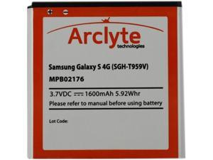 Arclyte - MPB02176 - Cell Phone Battery - Galaxy S 4G (EB575152LA)